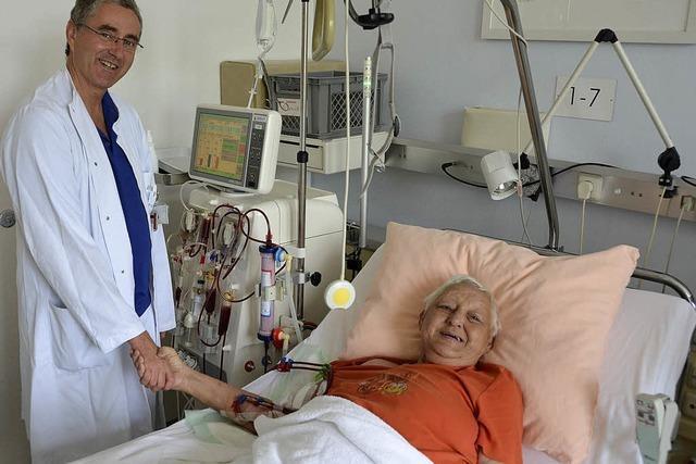Für viele Patienten die letzte Rettung