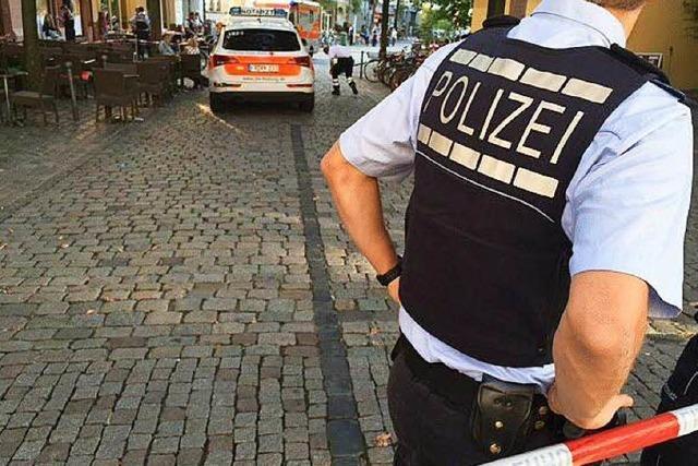 Mann erschießt Stieftochter in der Freiburger Altstadt