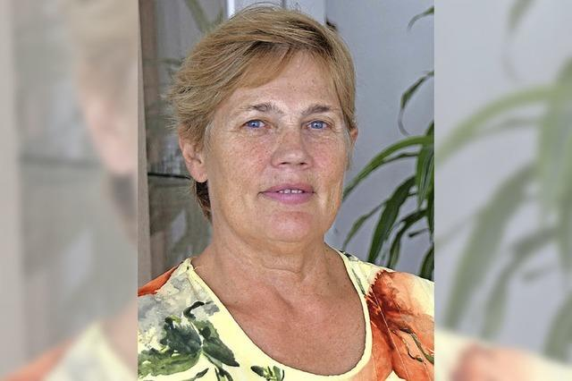 Nelly Vöhringer findet ihre Arbeit im Rathaus