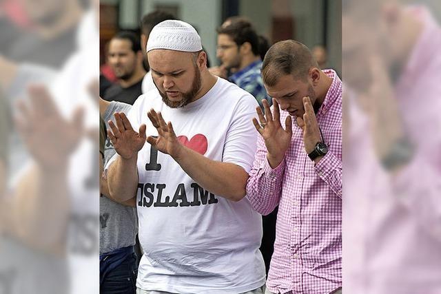 Die Angst vor Extremisten