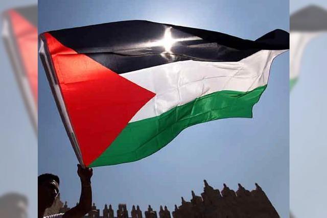 Palästinenser-Flagge darf vor UNO wehen