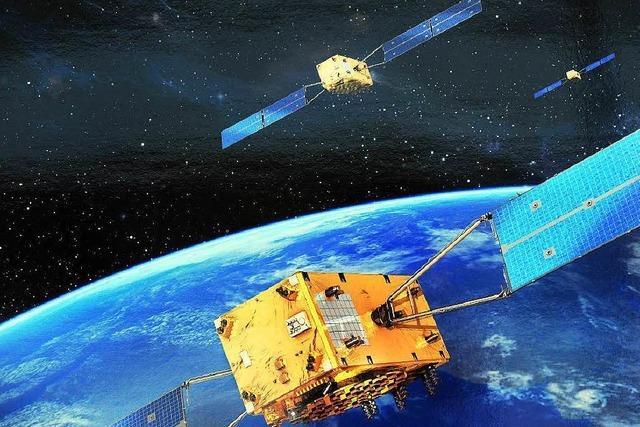 Galileo-Satelliten neun und zehn ins All befördert