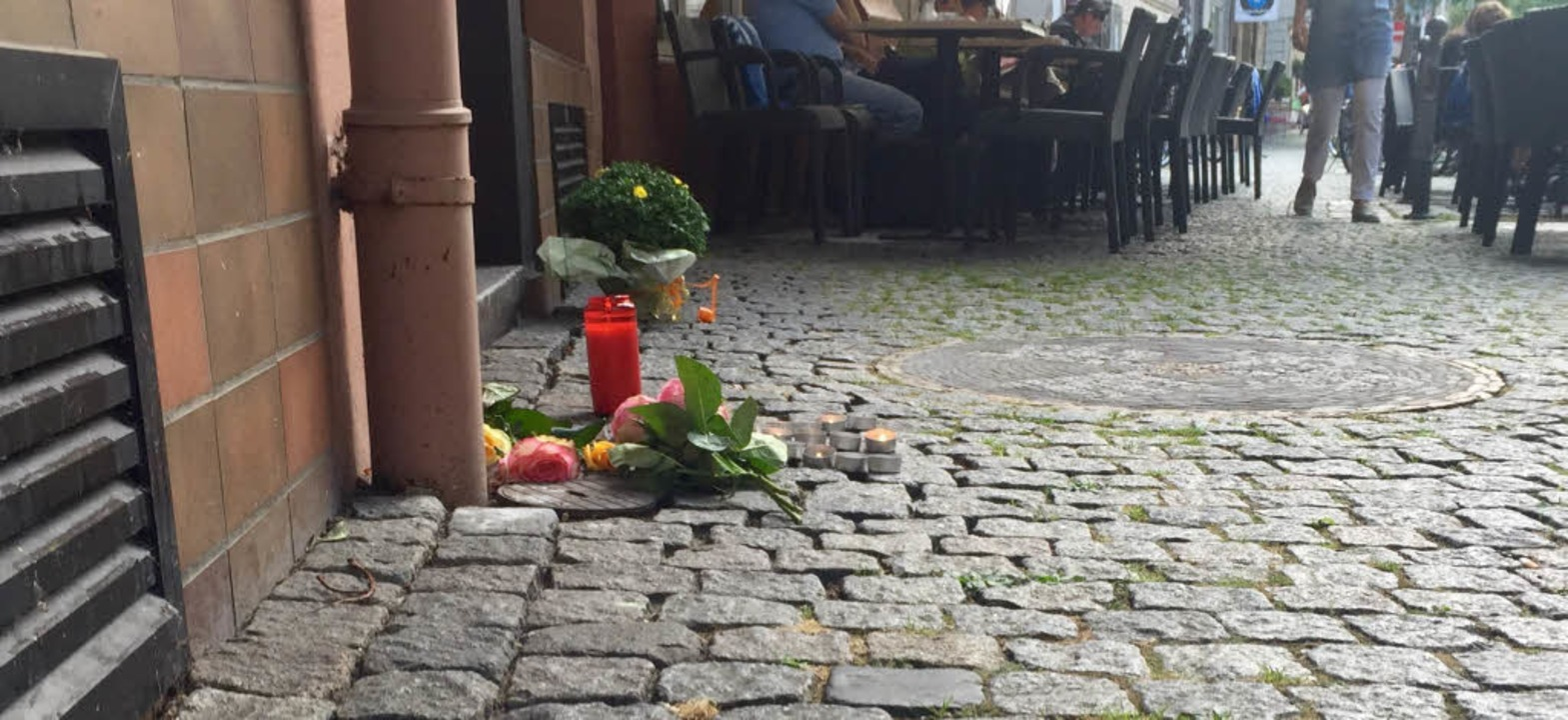 Die Tat ereignete sich in der Gartenstraße in der Freiburger Altstadt.  | Foto: Joachim Röderer