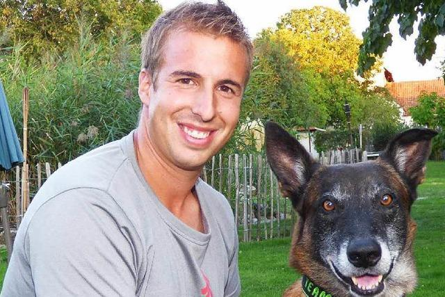 Yannick Kayser – mit Hunden von Erfolg zu Erfolg
