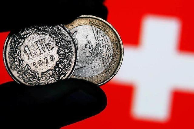 Danke, Franken: Dem Handel in der Region gehts prächtig