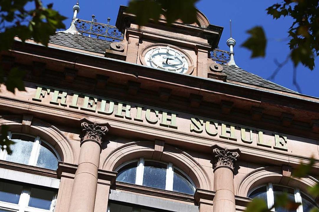 Die Friedrichschule startet am Montag als Gemeinschaftsschule.  | Foto: Christoph Breithaupt