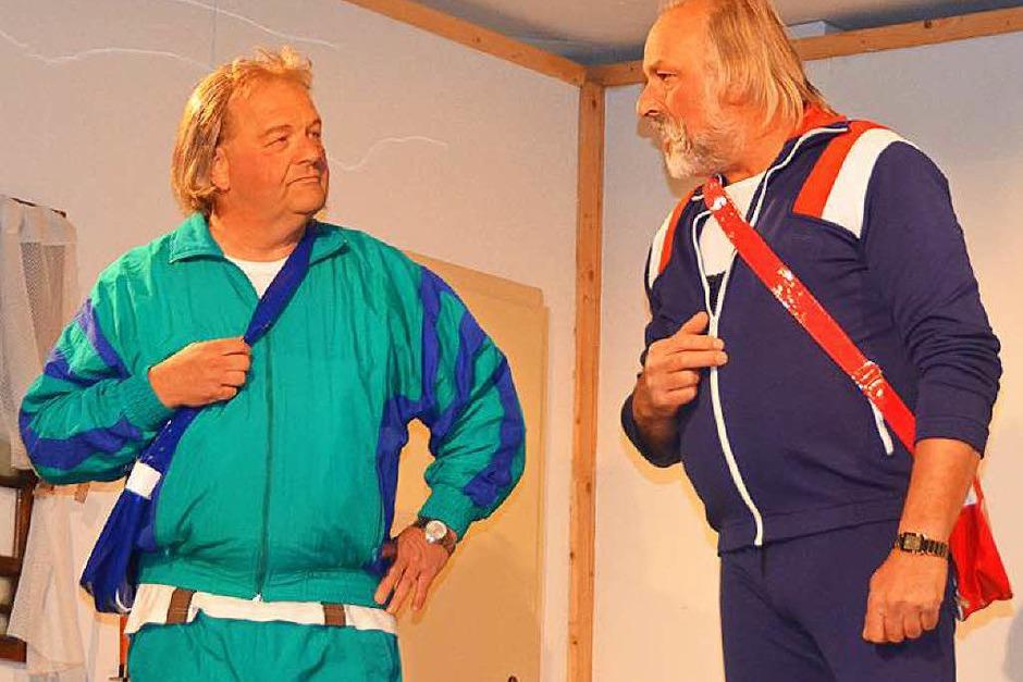 Komplett ausverkauft waren die drei Theaterabende der Landfrauen Gündelwangen. (Foto: Cornelia Selz)