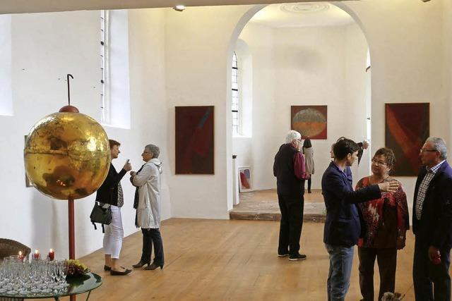 Wie die Rochuskirche für einen Tag zum Museum wurde