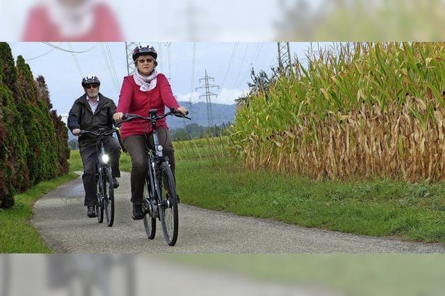 118 Kilometer mit dem Zweirad