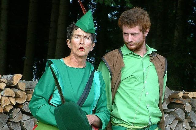 Die grünen Retter des Waldes