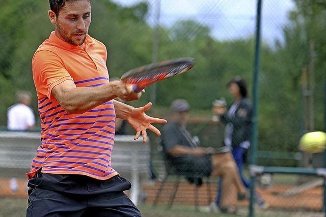 Sandro Ehrat bezwingt im Finale Dimitar Grabul
