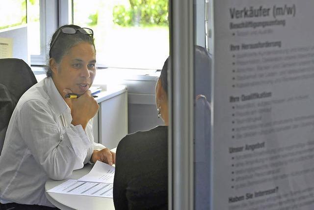Wie das Jobcenter Freiburg versucht, Langzeitarbeitslose per Speeddating in Arbeit zu bringen