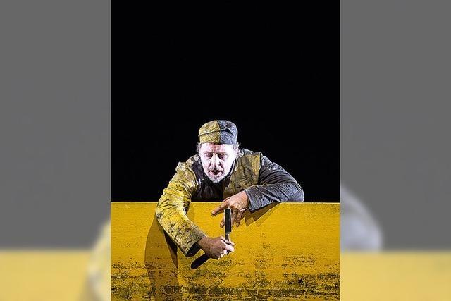Die Groteske vom armen Soldaten Wozzeck