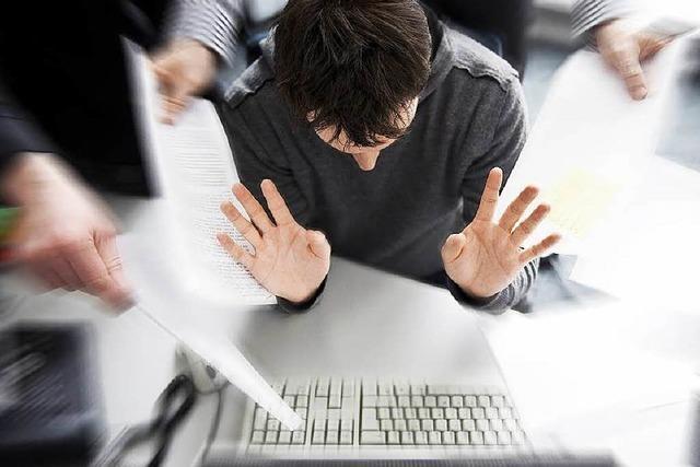 Arbeitgeber wollen nur selten psychisch Kranke einstellen