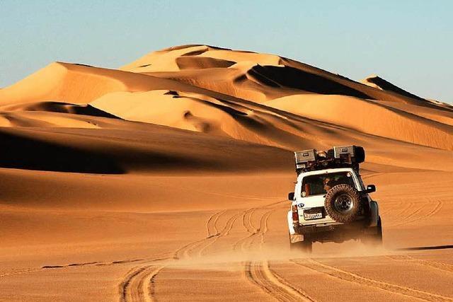 Touristen sterben bei Massaker in der Wüste