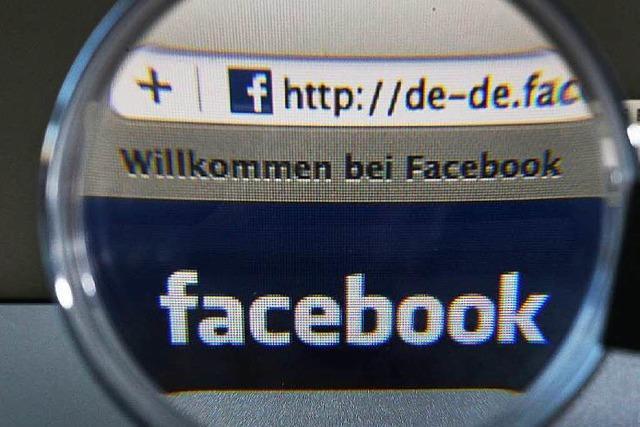 Hasskommentare auf Facebook: Auch ein Fall für die Polizei