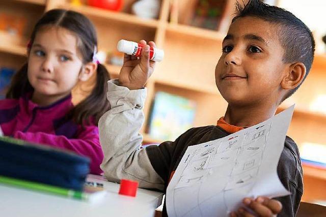 Schulleiter wissen nicht, wie viele Flüchtlingskinder kommen