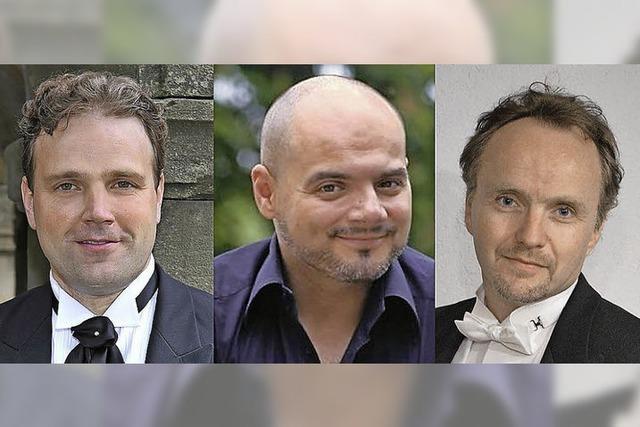 Die drei Tenöre im Kurhaus Bad Krozingen