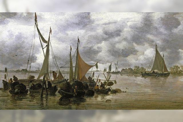 Niederländische Gemälde des 17. Jahrhunderts im Kunsthaus Zürich