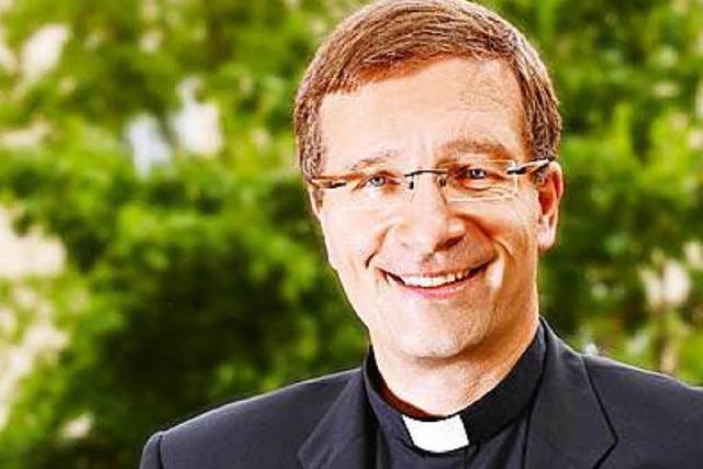 Am Dienstag präsentiert Weihbischof Gerber sein Buch
