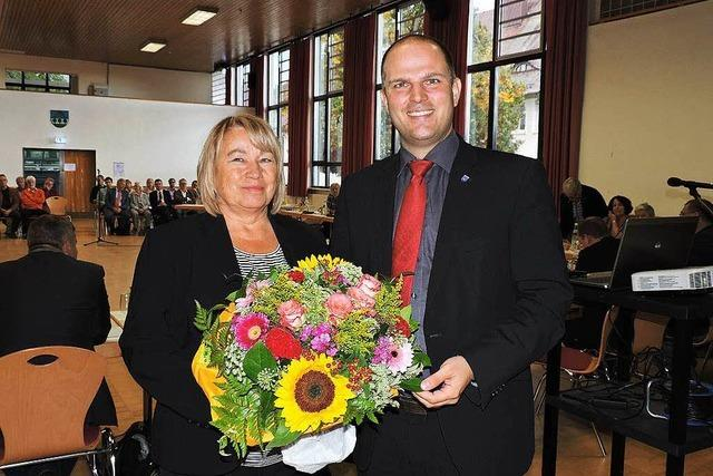 Wohnungswirtschaftschefin Martha König verabschiedet