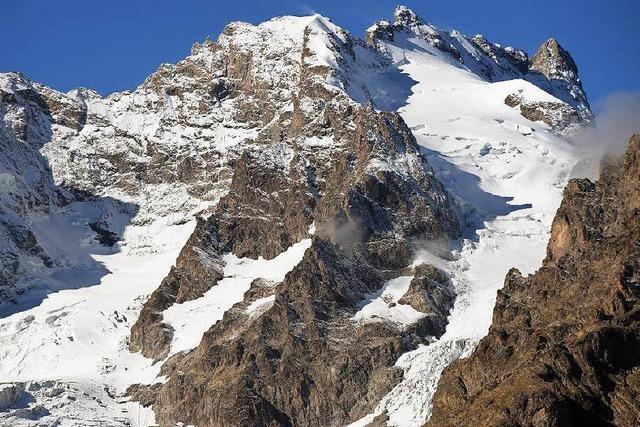Sieben Tote bei Lawine in den französischen Alpen