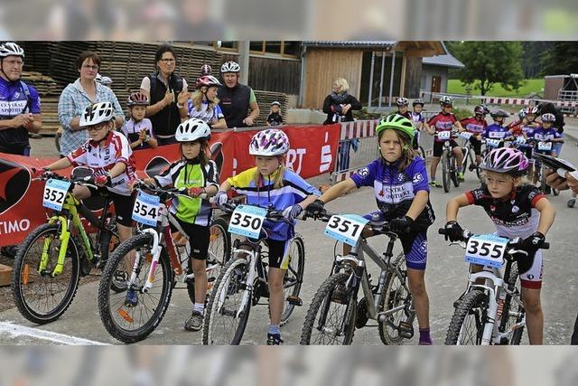 Finale des Pactimo Kids-Cup in St. Märgen