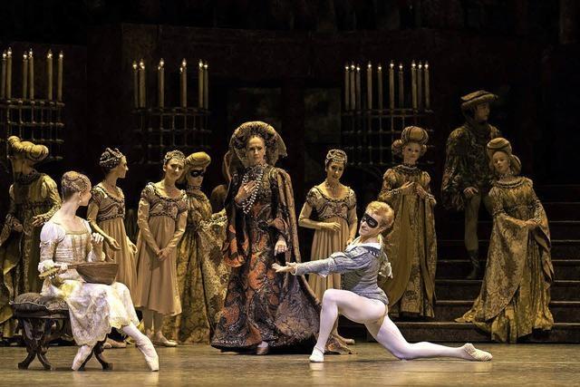 Freikarten für Romeo und Julia - Übertragung des Royal Ballett im Union Filmtheater