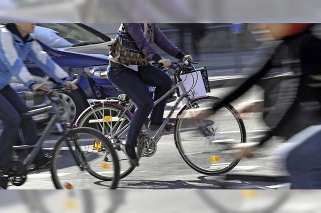 Gefährliche Lücken im regionalen Radwegenetz