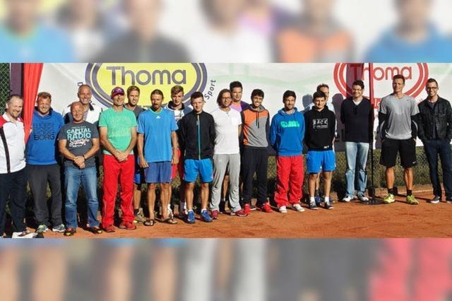 Tennis auf höchstem Schwarzwald-Niveau