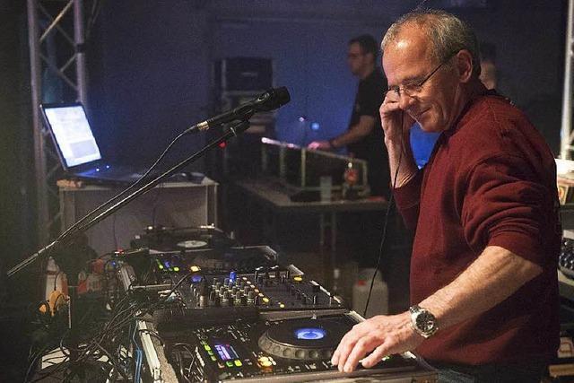 Disco, Disco: DJ Werner steht seit 37 Jahren am Plattenteller