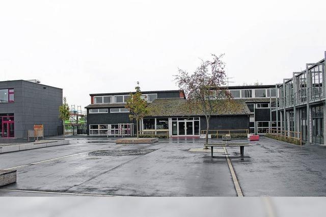 Lucian-Reich-Schule muss erneut erweitert werden