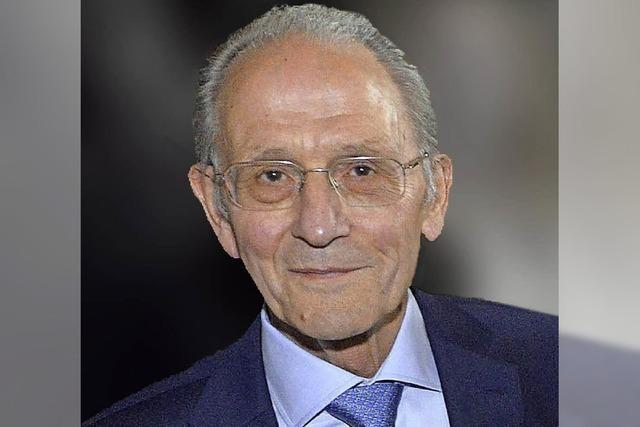 Gottfried Schupp ist tot - er prägte die Firma Schafferer