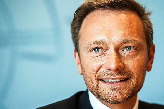 Christian Lindner lästert über Funkloch in Hinterzarten