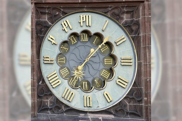 Der Mensch und die Zeit