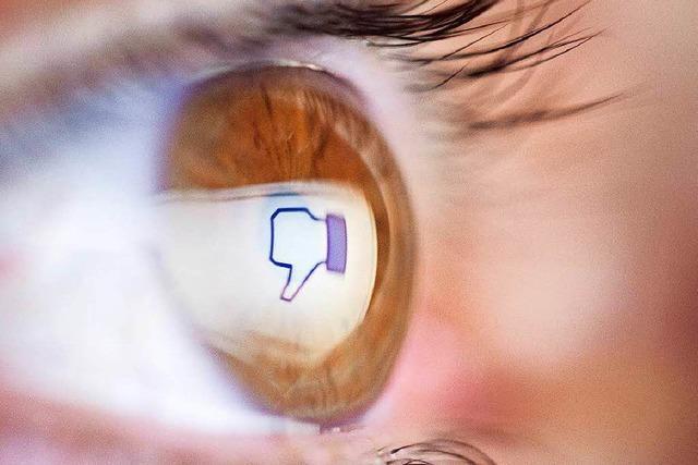 Facebook arbeitet an Gefällt-mir-nicht-Button