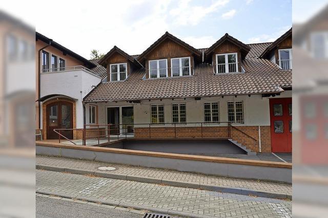 Obergeschoss der Alten Winzergenossenschaft wird Wohnraum für Flüchtlinge