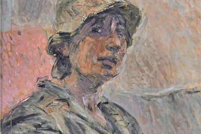 Werke von Gisela Bührmann in der Alten Evangelischen Kirche