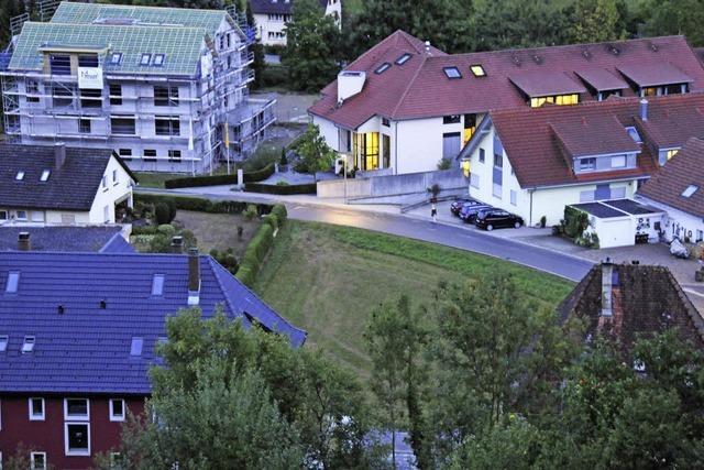 Stadt verkauft Grundstück in der Hallauer Straße