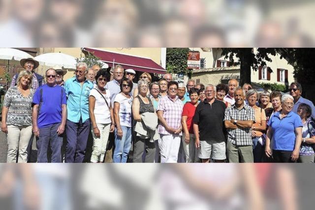 Tour auf Gipfel und zu Kulturgütern