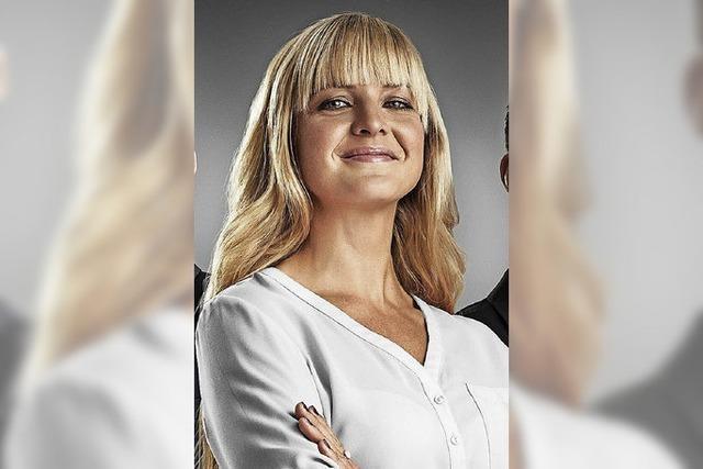 Isabell Maurer ist neue Business-Heldin