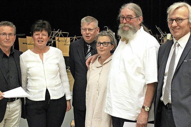 Sechsmal Adieu am Hans-Thoma-Gymnasium