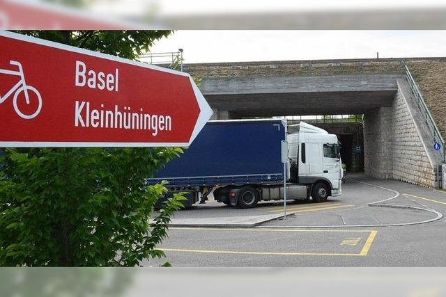 Basel will helfen, Stau zu vermeiden