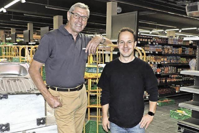 Der größte Rewe in Südbaden eröffnet in Waldkirch