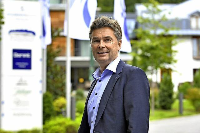 Das Gesundheitsresort Freiburg feiert 25-jähriges Bestehen
