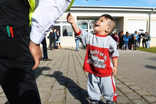 Flüchtlinge in Freiburg: Ringen um ein bisschen Normalität