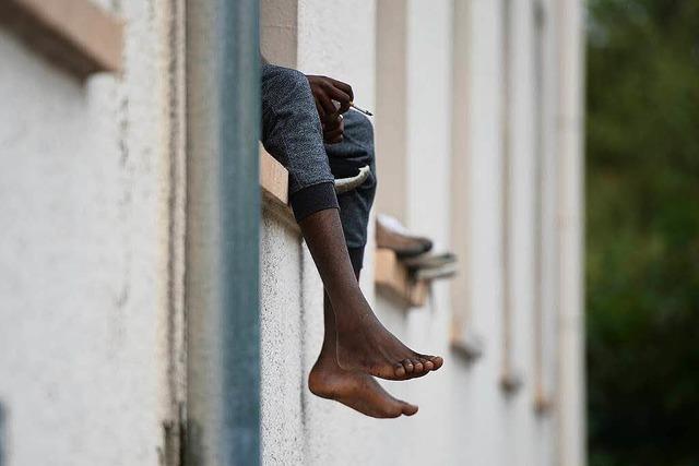 Wie werden Flüchtlinge erfasst, gecheckt und verteilt?