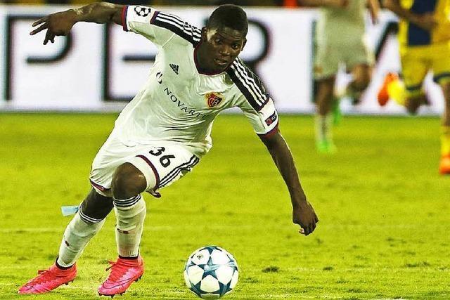 FC Basel vor Bewährungsprobe in Florenz