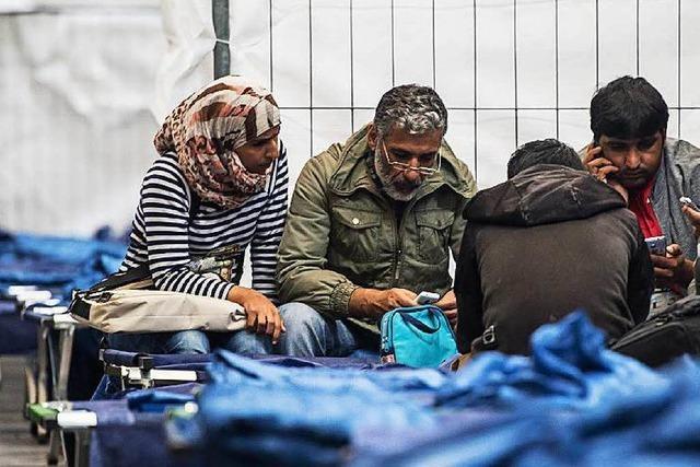 Breisach nimmt bis zu 320 zusätzliche Flüchtlinge auf