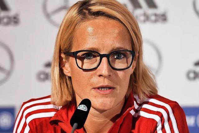 Saskia Bartusiak ist neue Kapitänin der DFB-Frauen